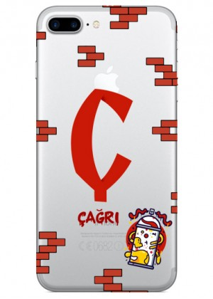 Ç Harfi Grafiti Telefon Kılıfı