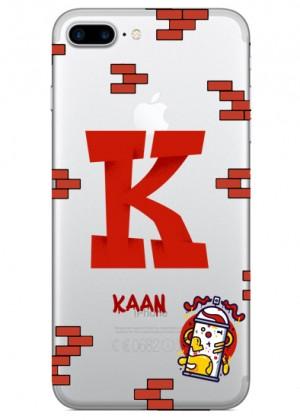 K Harfi Grafiti Telefon Kılıfı