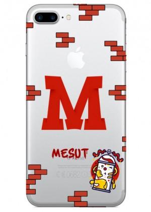 M Harfi Grafiti Telefon Kılıfı