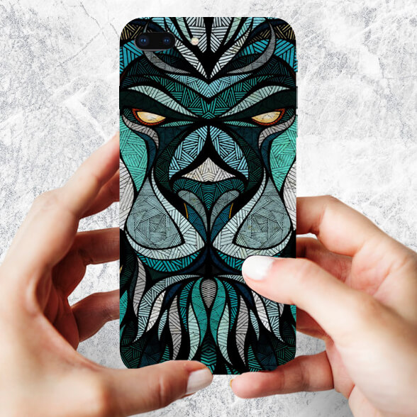iPhone 8 Plus Telefon Kılıfınızı Yeşil Sevginizle Süsleyin