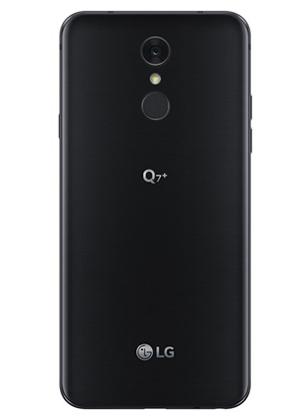 LG Q7 Plus Telefon Kılıfı Kendin Tasarla