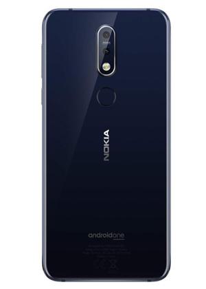 Nokia 7.1 Telefon Kılıfı Kendin Tasarla