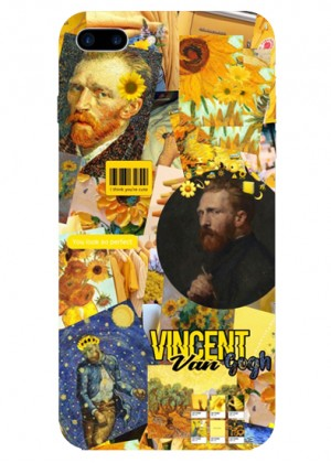 Kolajli Vintect Van Gogh Telefon Kılıfı