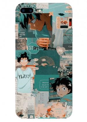 Manga Kolaj Serisi Telefon Kılıfı 2