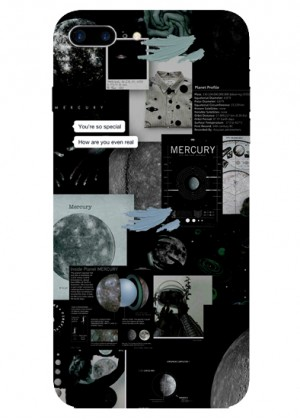 Uzay Kolaj Serisi Telefon Kılıfı 3