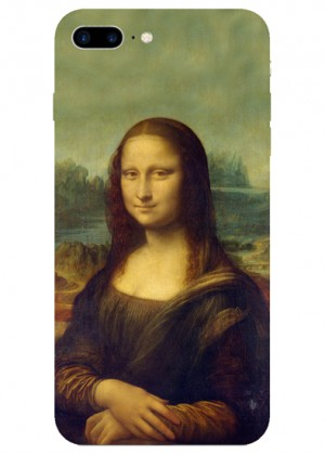 Mona Lisa Tablosu Telefon Kılıfı