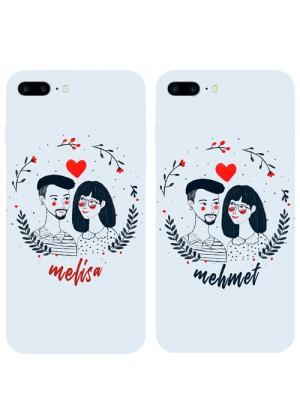 Sevgililere Özel Sonsuz Aşk Telefon Kılıfı
