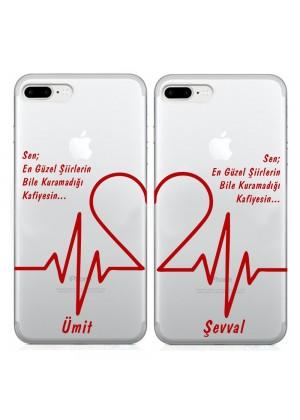 Sevgiliye Özel İsimli Telefon Kılıfı