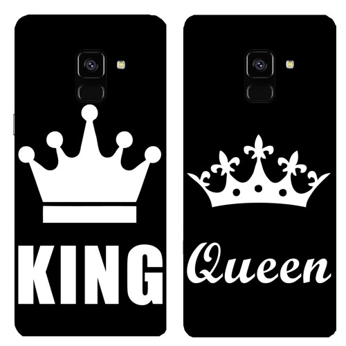 King – Queen Telefon Kılıfı