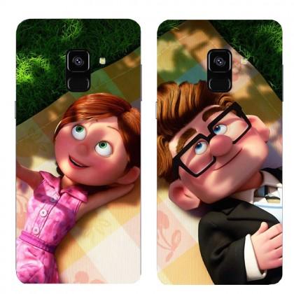 Sevgiliye Özel Up Filmi Telefon Kılıfı