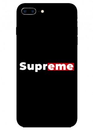 Supreme Yazılı Telefon Kılıfı
