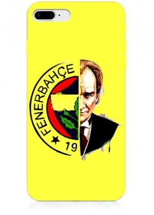 Atatürk ve Fenerbahçe Telefon Kılıfı