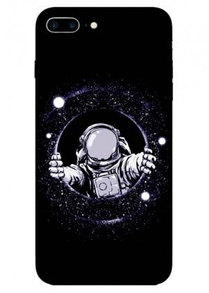 Halkalı Uzay Telefon Kılıfı
