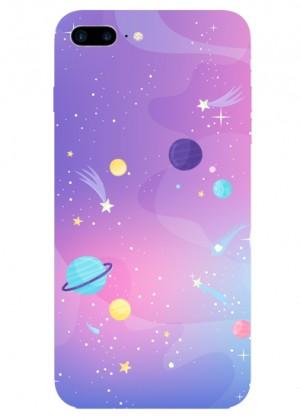 Renkli Gezegenler Telefon Kılıfı