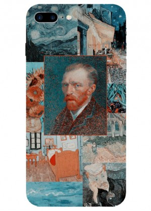 Van Gogh Eserleri Telefon Kılıfı