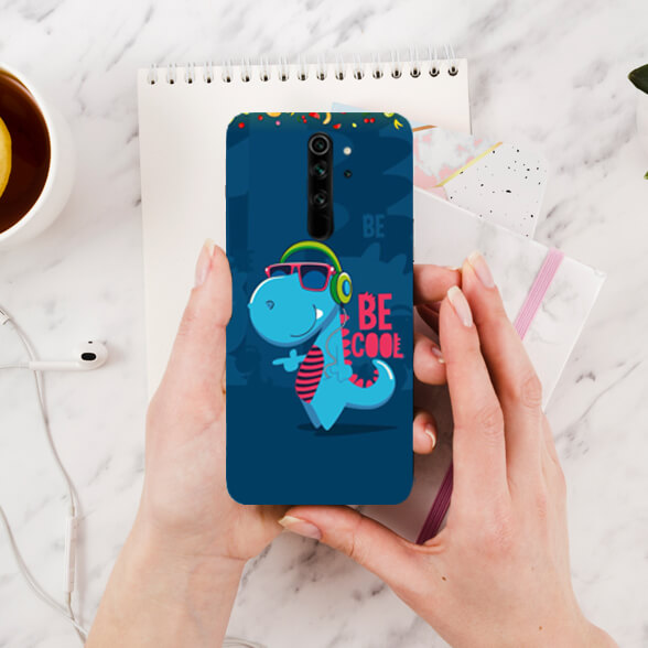 Tarzı Yazıyla Aktaranlara Xiaomi Redmi Note 8 Pro Telefon Kılıfı
