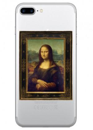 Leonardo Da Vinci Mona Lisa Tablosu Telefon Kılıfı